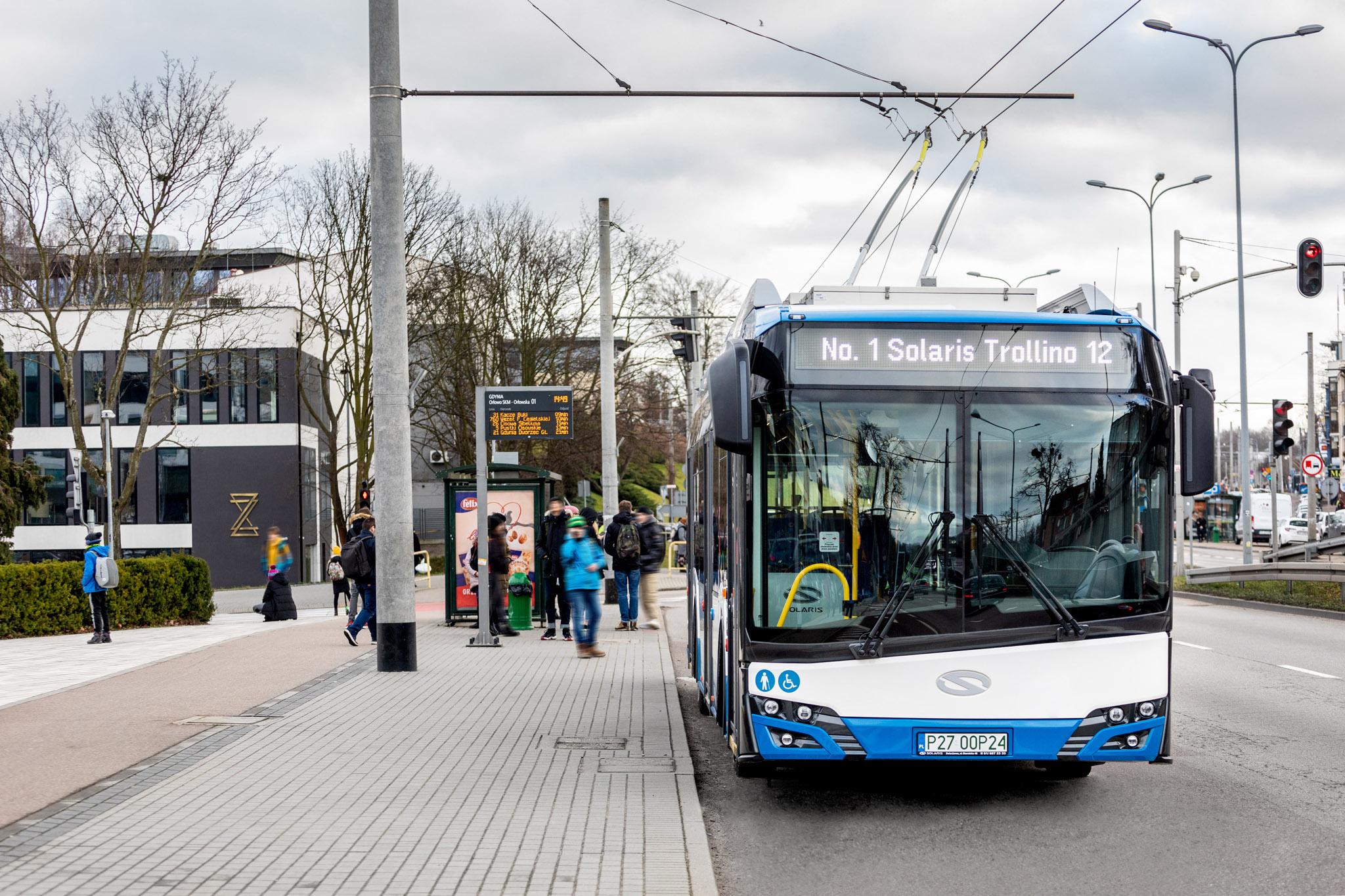 trolleybus ploiesti