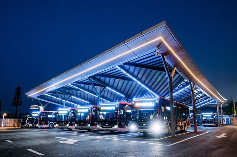 yutong 5g bus
