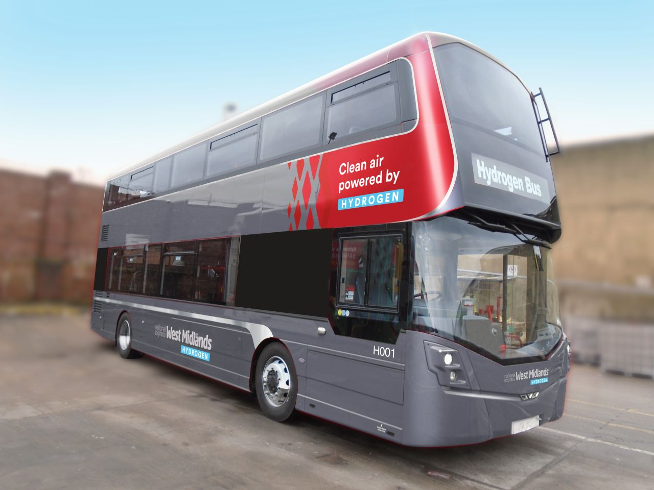 wrightbus hydrogen bus birmingham