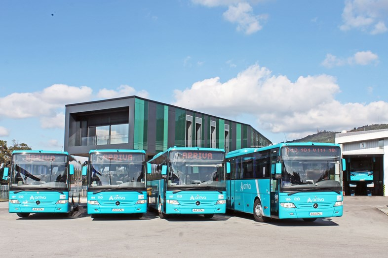arriva group portugal