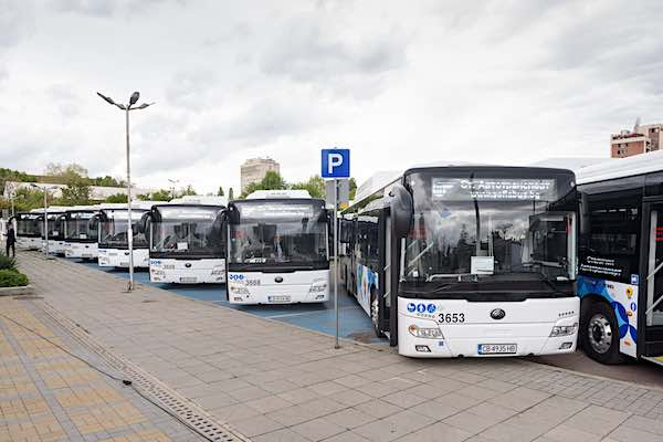 sofia tender electric minibuses