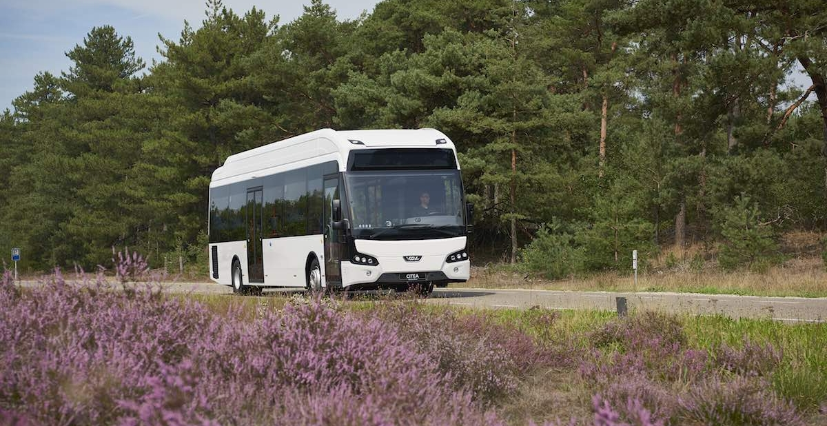 vdl electric bus finland