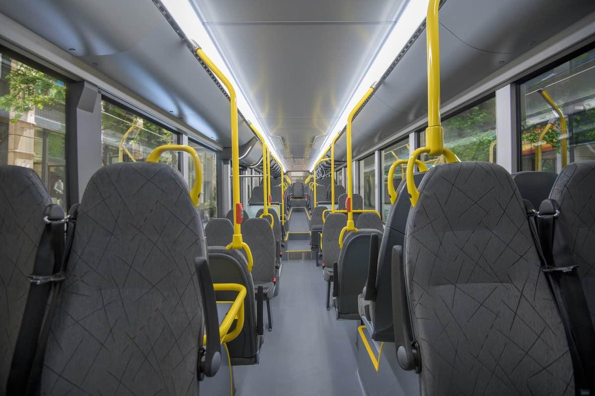 solaris electric intercity bus