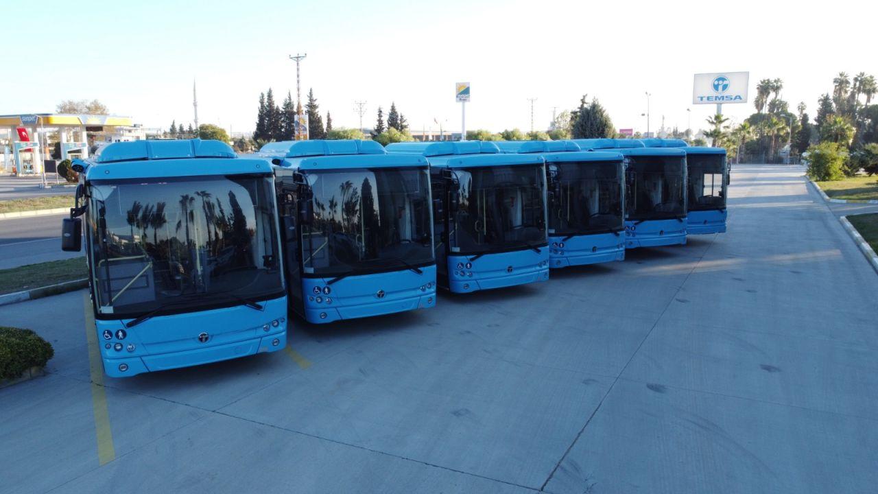 temsa electric buses