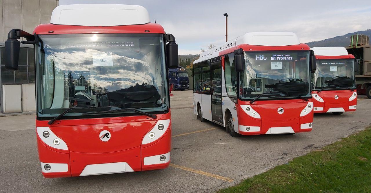 rampini hydrogen bus