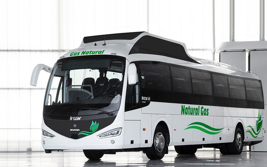 irizar gas bus