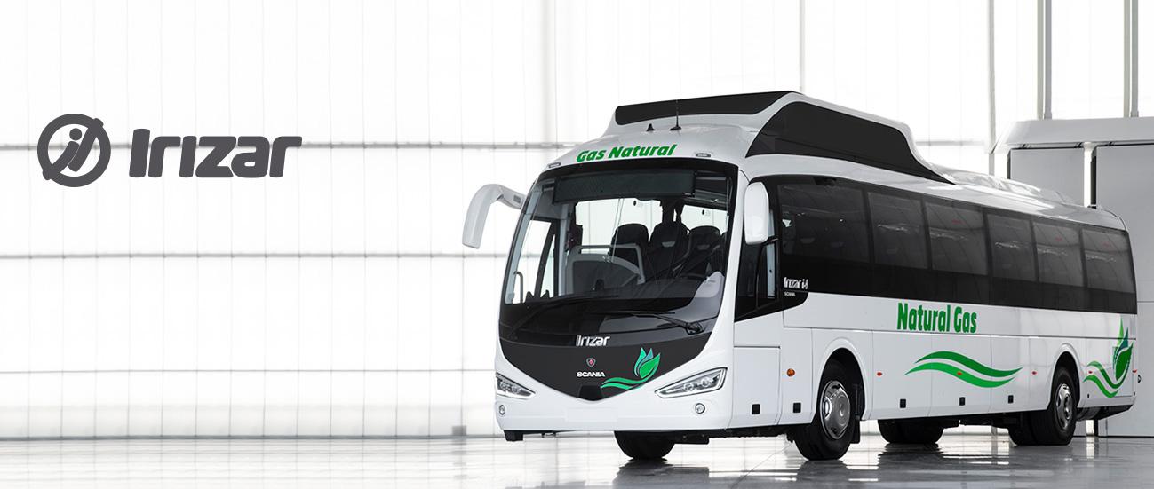 irizar gas bus