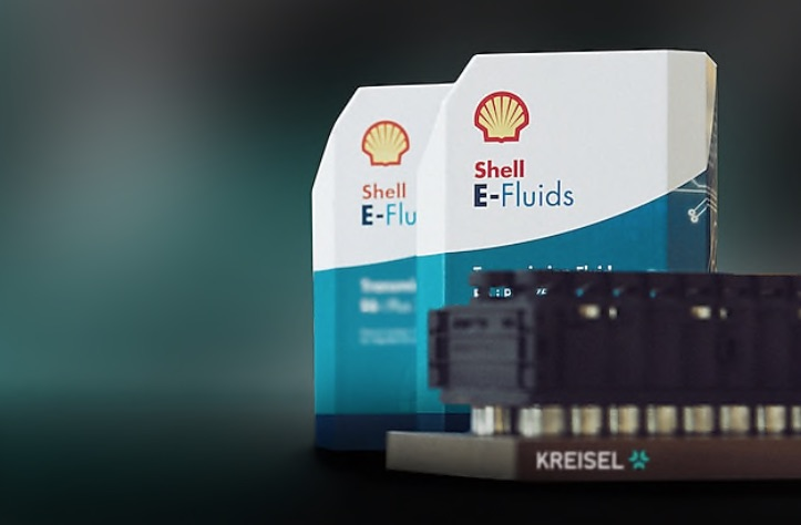 shell kreisel electric