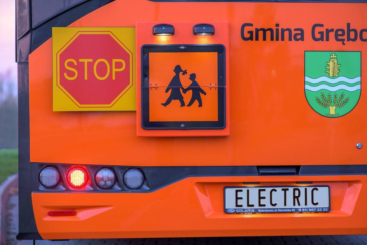 poland electric school bus