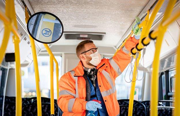 VDV: «Buses and trains are not Coronavirus hotspots»