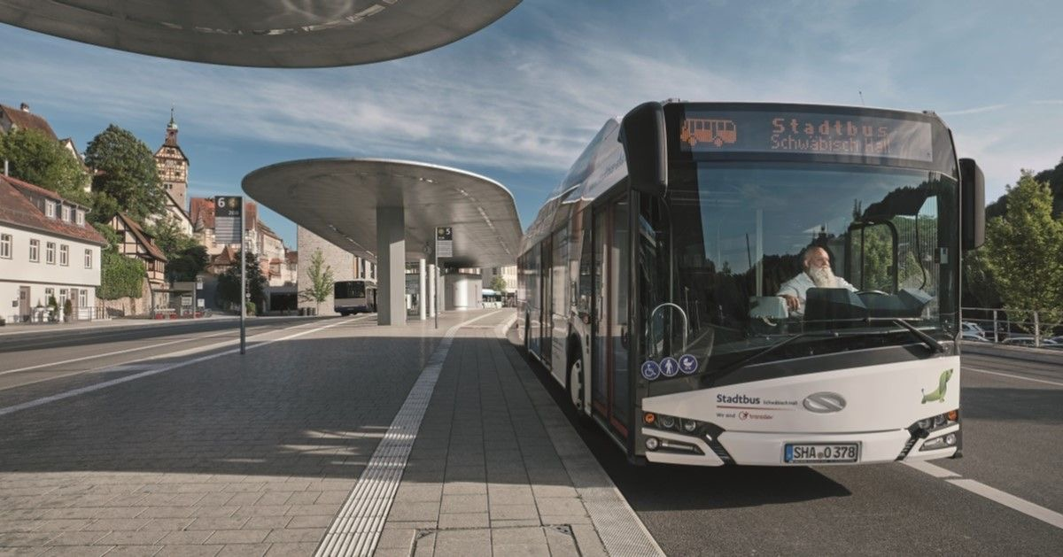 Voith Electrical Drive System buses