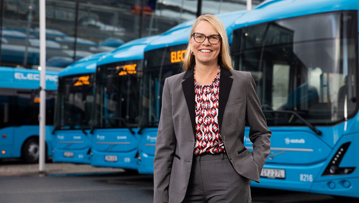 electric buses gothenburg
