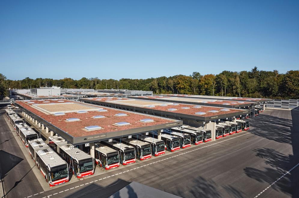 Hamburger Hochbahn Alsterdorf Siemens