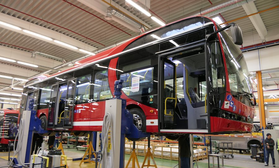 byd expand plant hungary