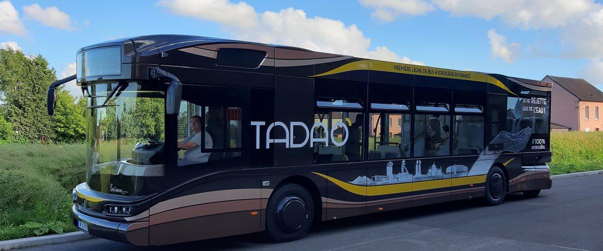 safra fuel cell bus