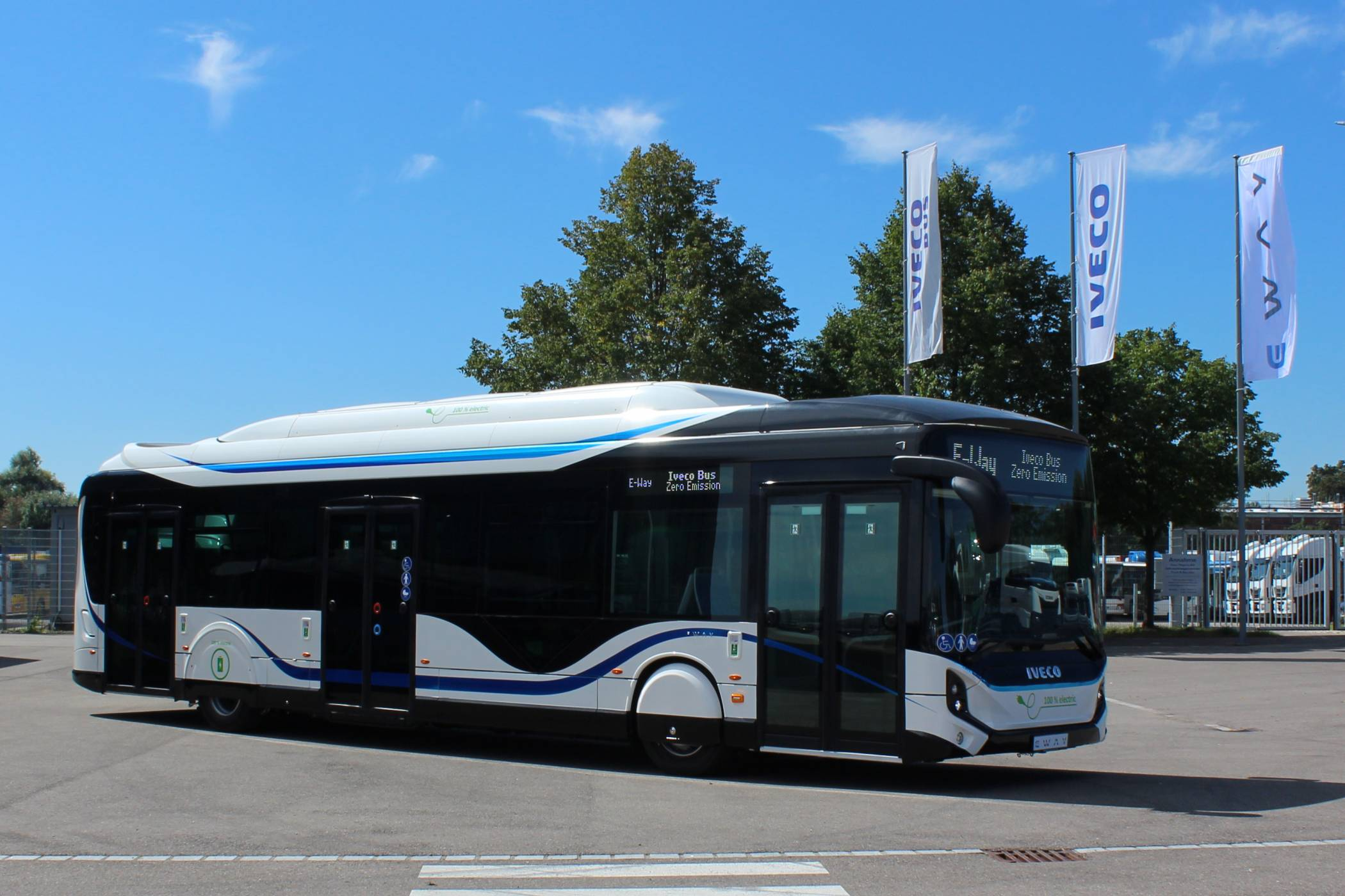 Ingelheim electric bus