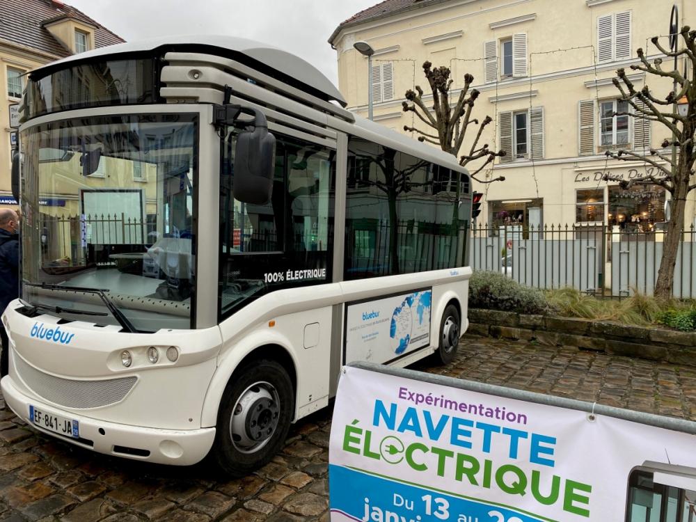 bluebus 6-meter
