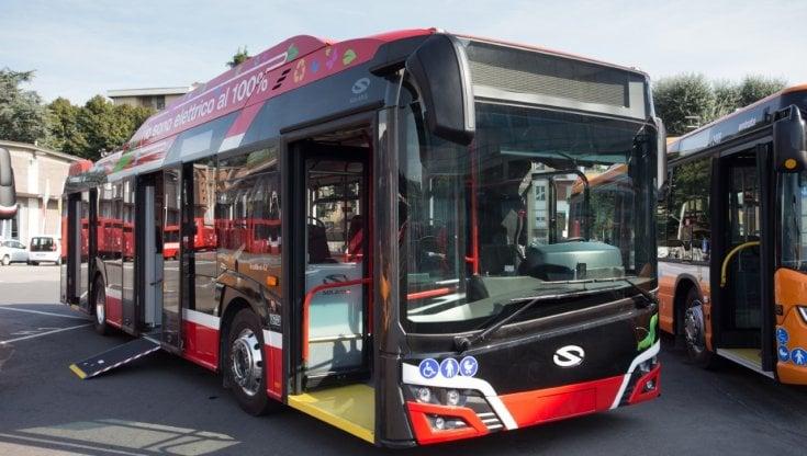 trolleybus parma
