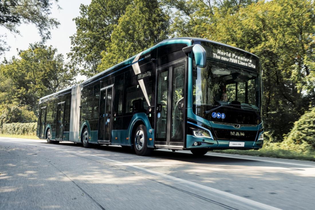 vag nuremberg electric bus