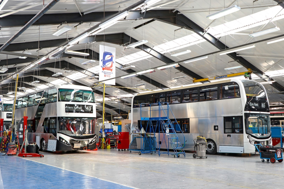 adl byd electric buses uk
