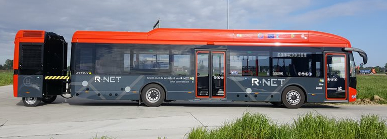 vdl fuel cell bus