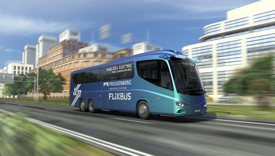 fuel cell flixbus