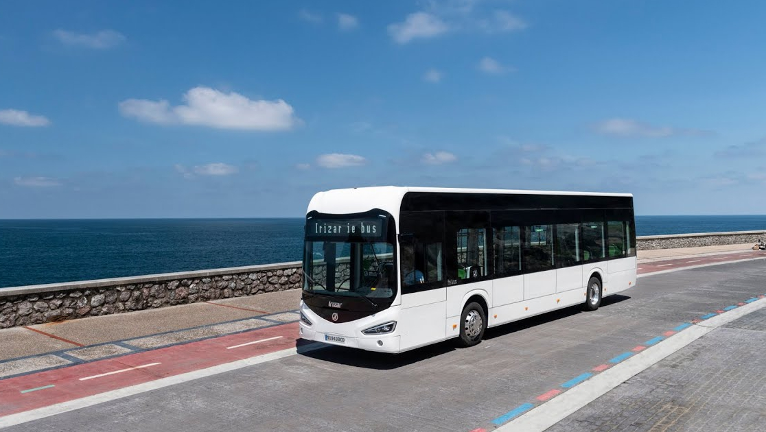 Spanish Bus of the Year award to Irizar ie bus