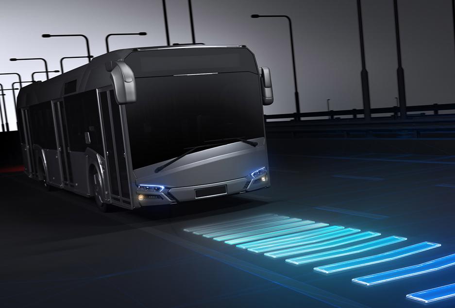 vers mild hybrid system buses