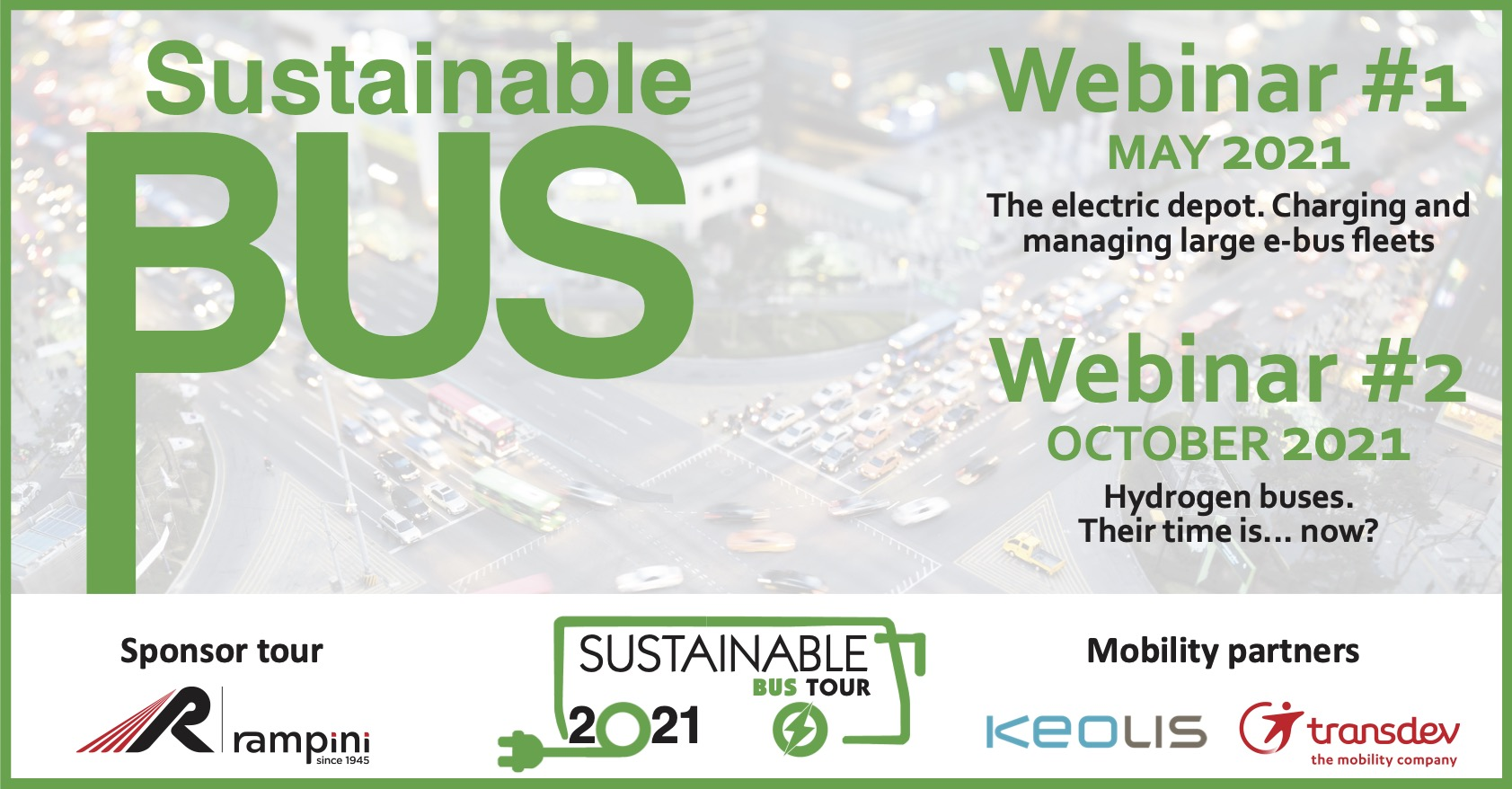 sustainable bus tour