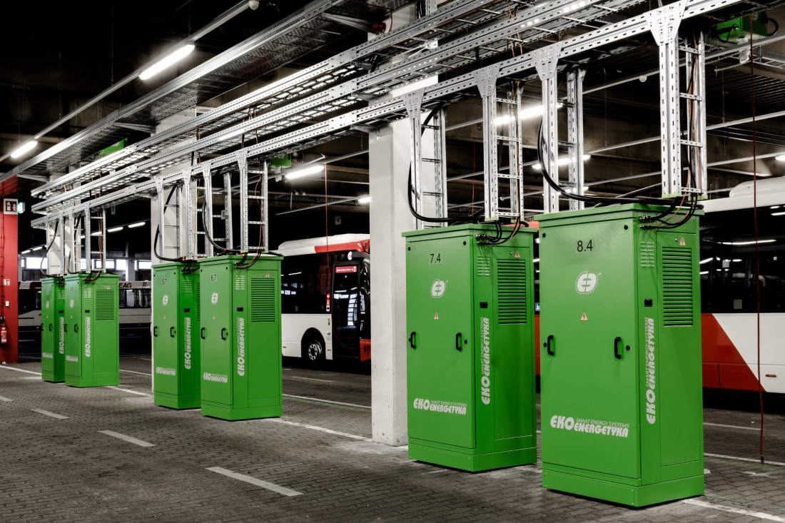 ekoenergetyka charging stations aachen