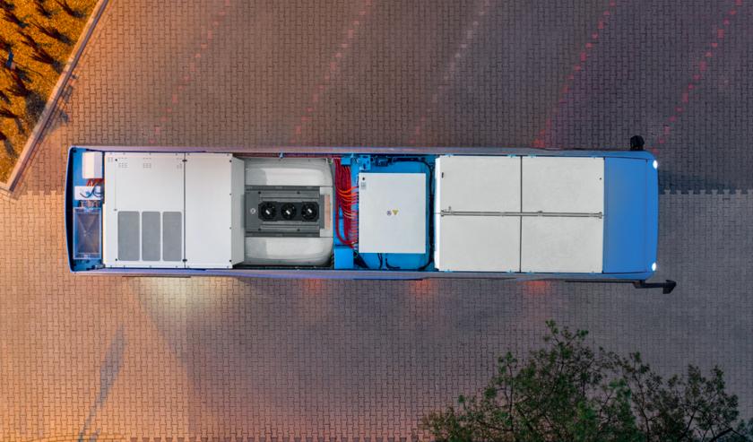 solaris hydrogen bus austria