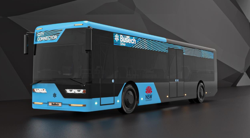 bustech new zealand electric buses