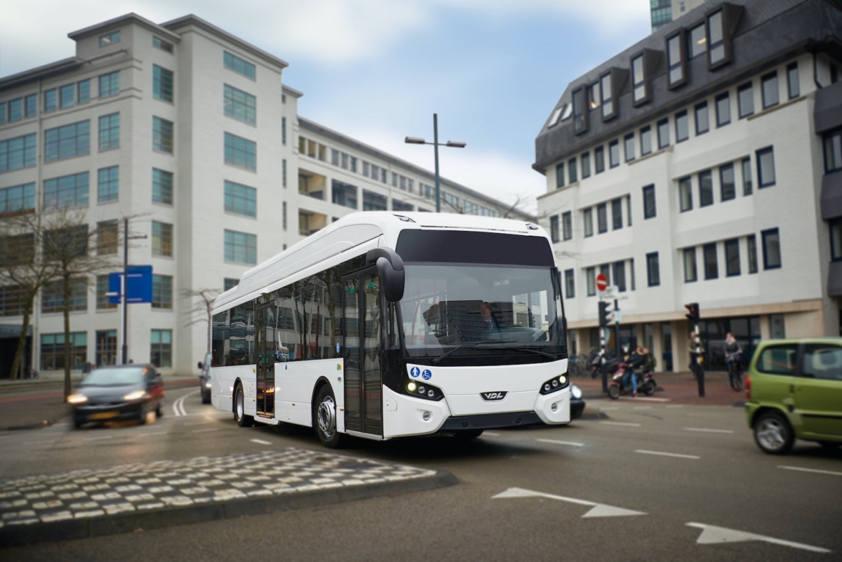 vdl electric buses north germany