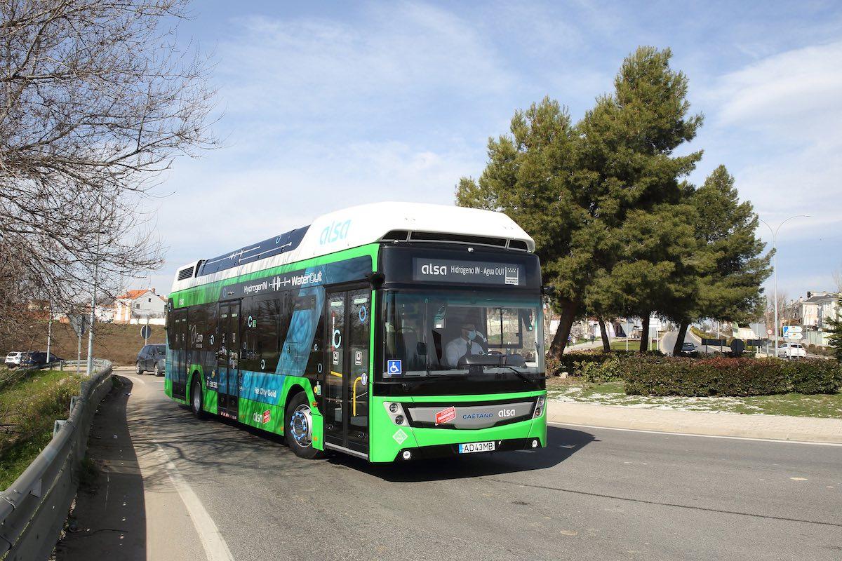 alsa hydrogen bus
