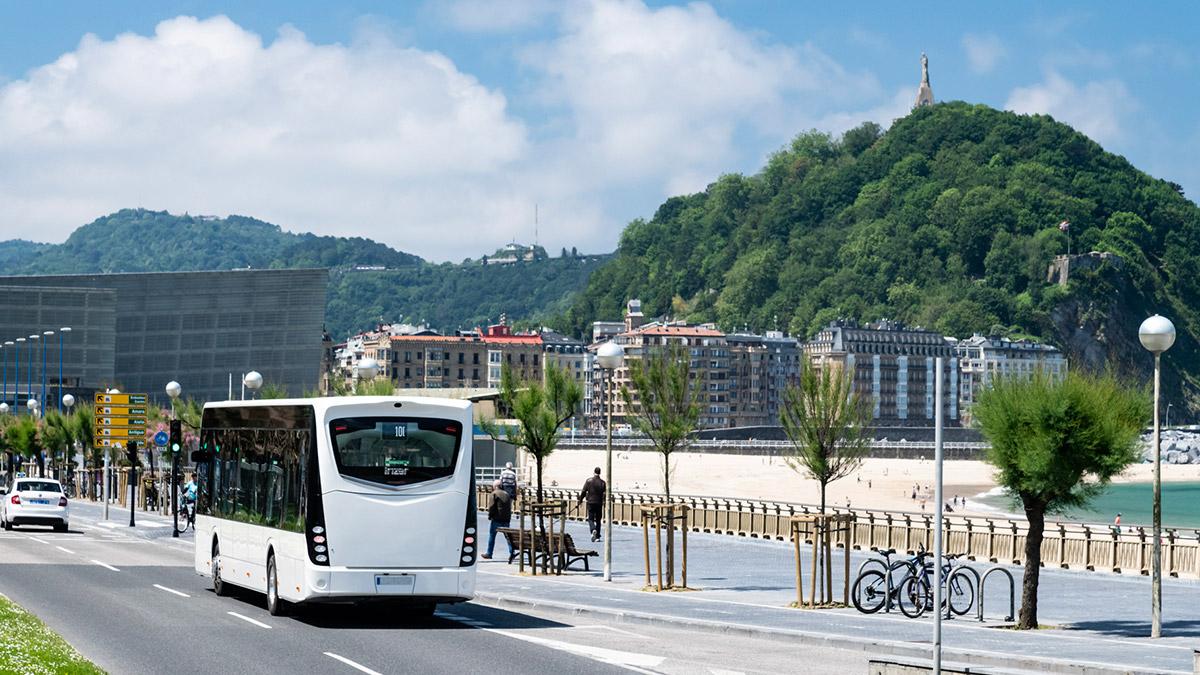 irizar electric buses bulgaria burgasirizar electric buses bulgaria burgas