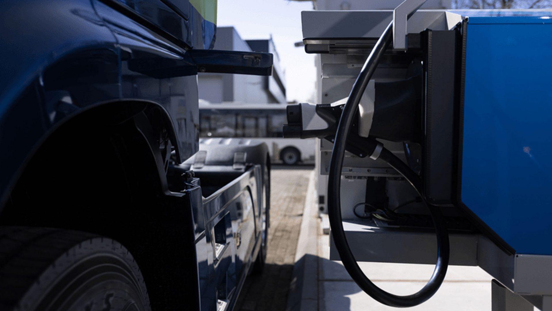robotic charging