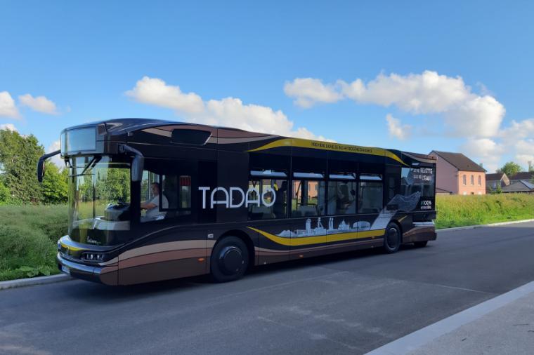safra symbio fuel cell bus