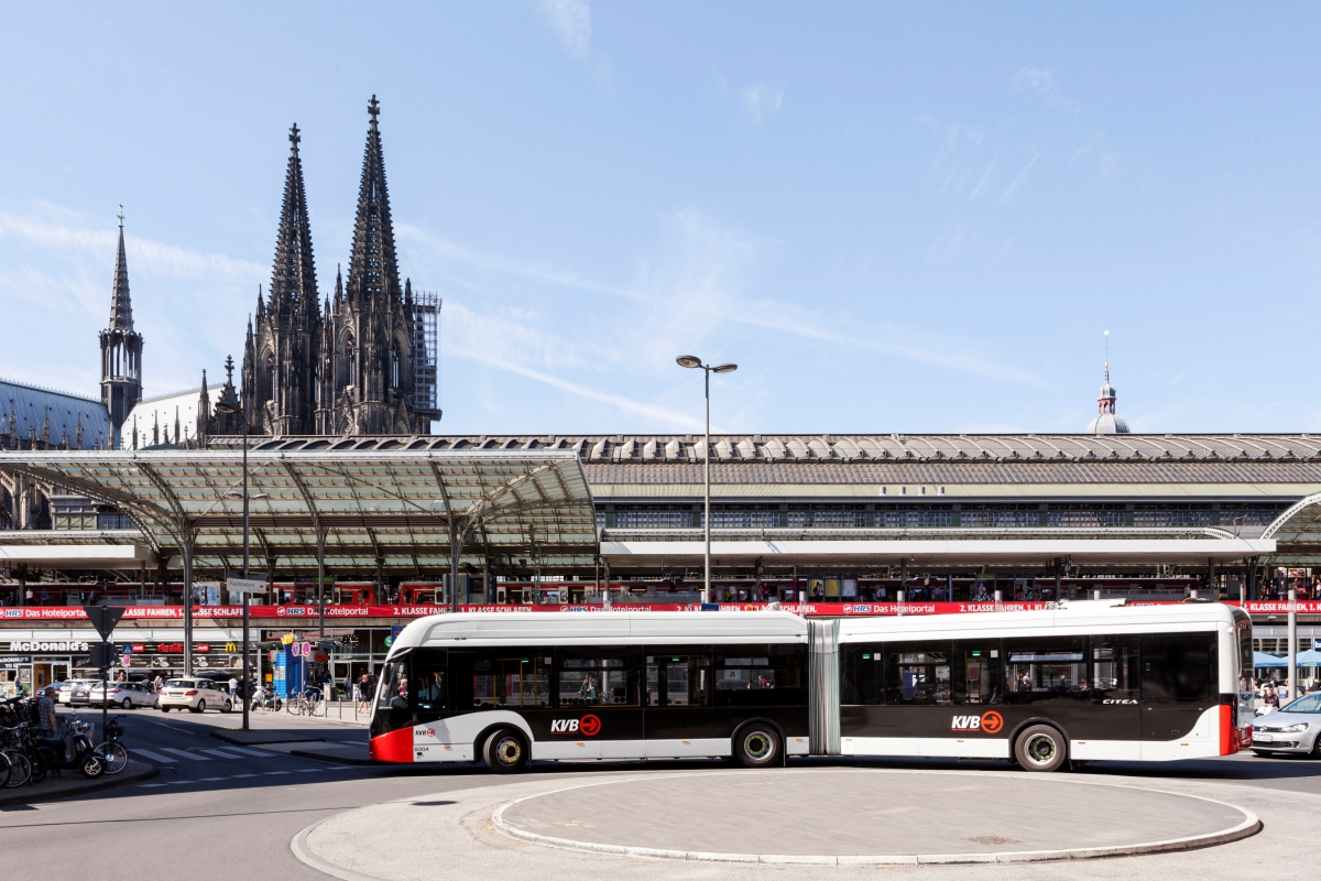 vdl electric buses cologne