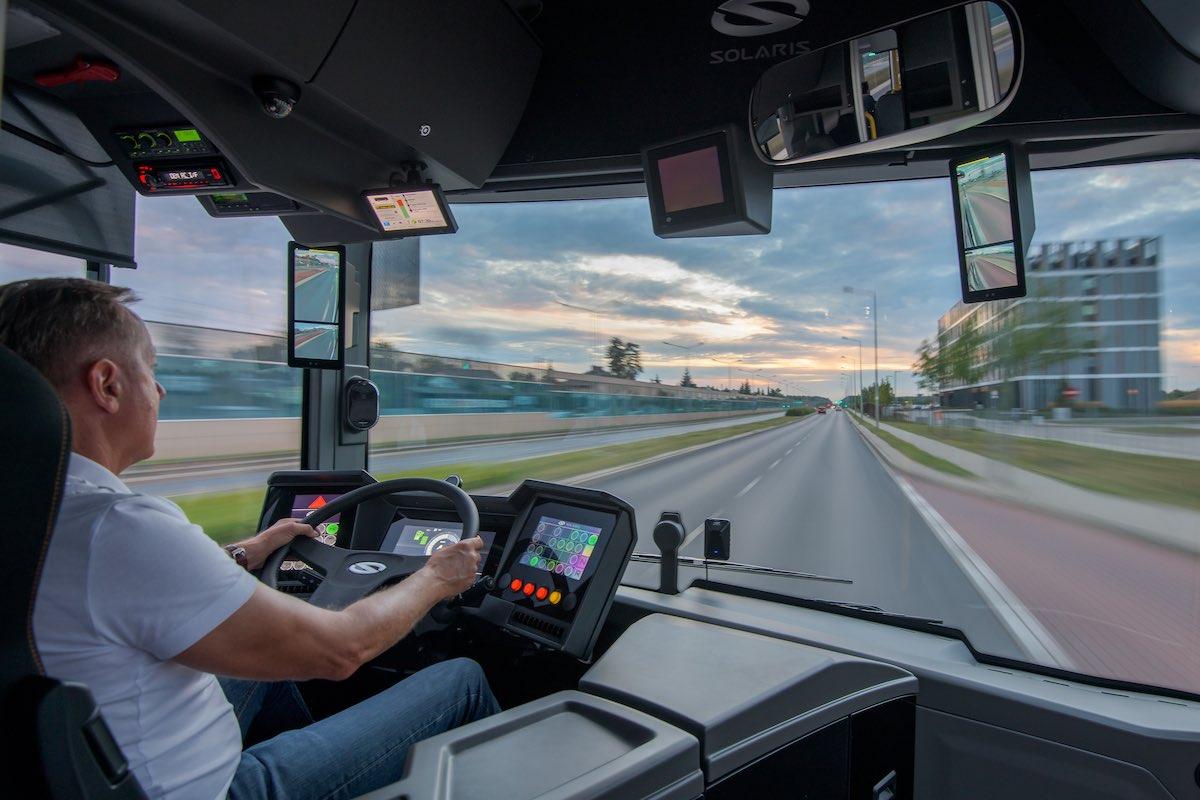solaris electric buses