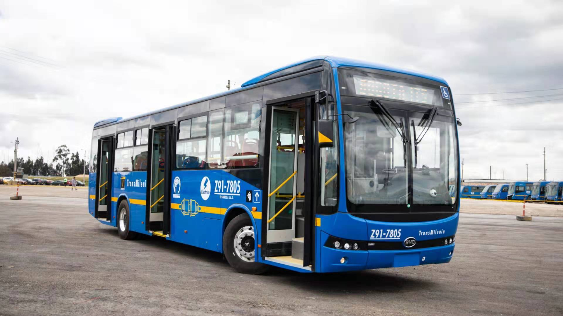 enel x electric bus