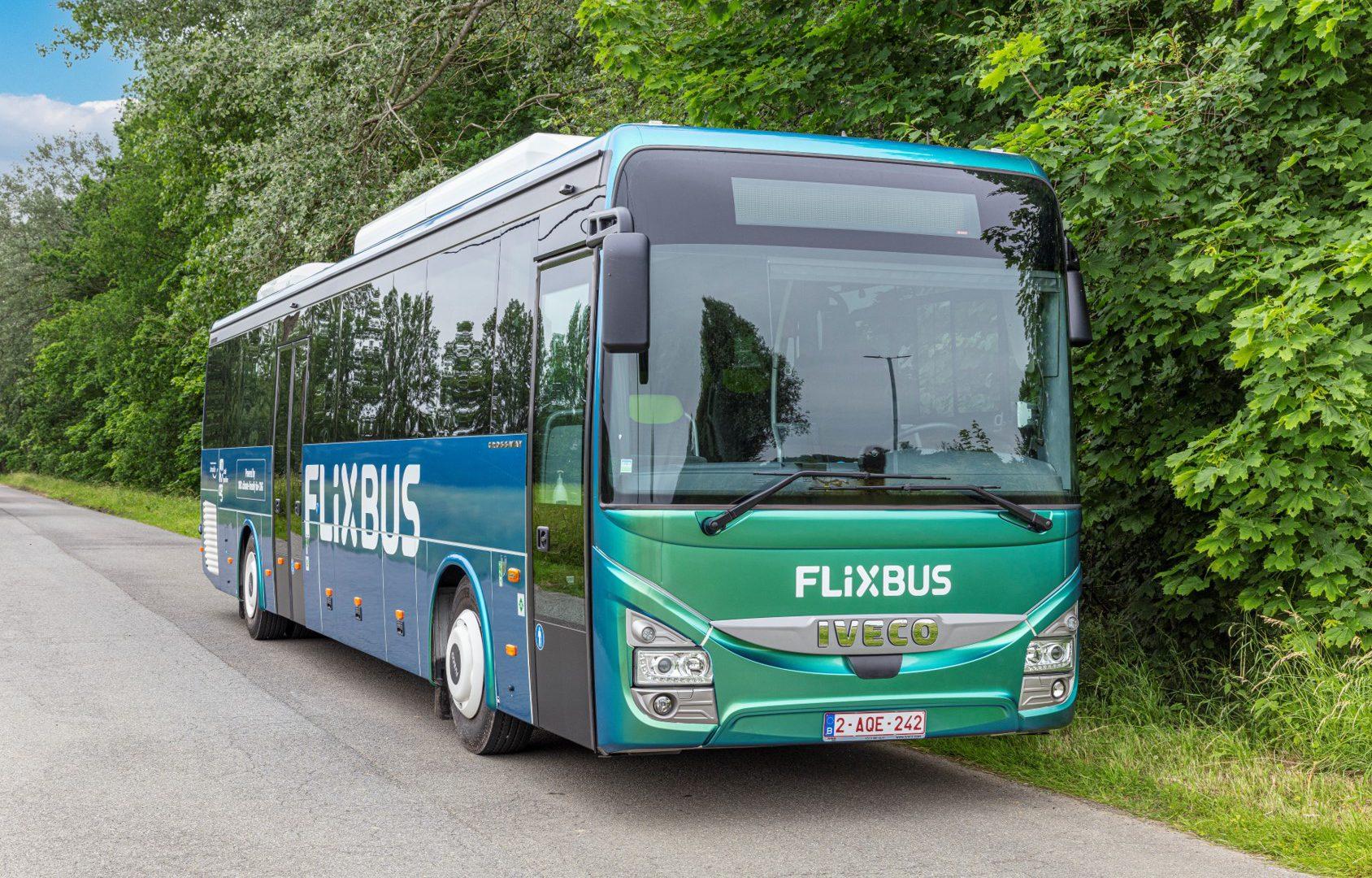 gas coach flixbus