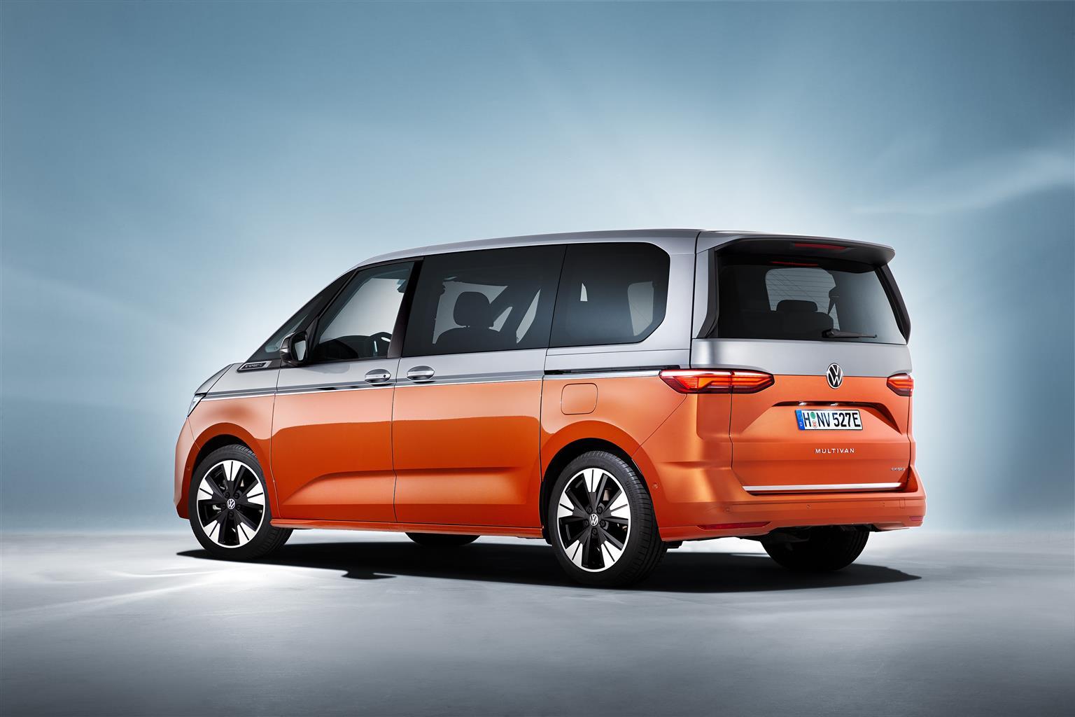 Volkswagen Multivan plug-in hybrid