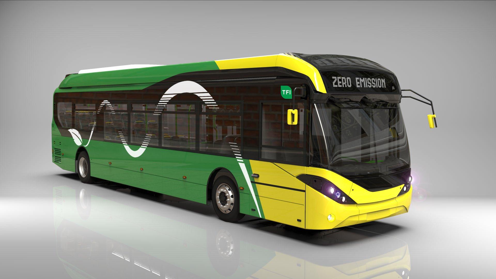 nta adl byd electric bus