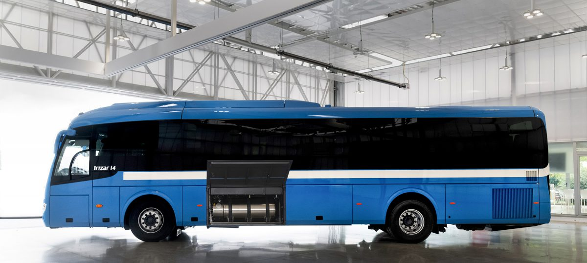 Irizar to produce LNG Intercity and coach vehicles. Beginning with the i4  on Scania chassis (in 2022) - Sustainable Bus