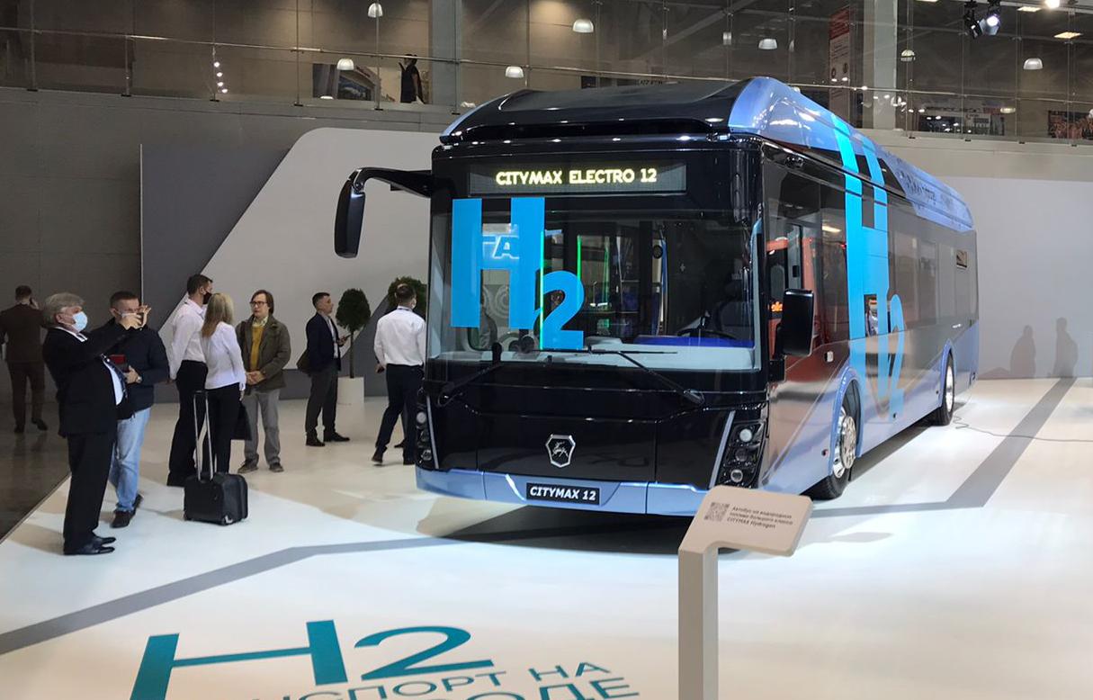 loop energy gaz mettem hydrogen bus