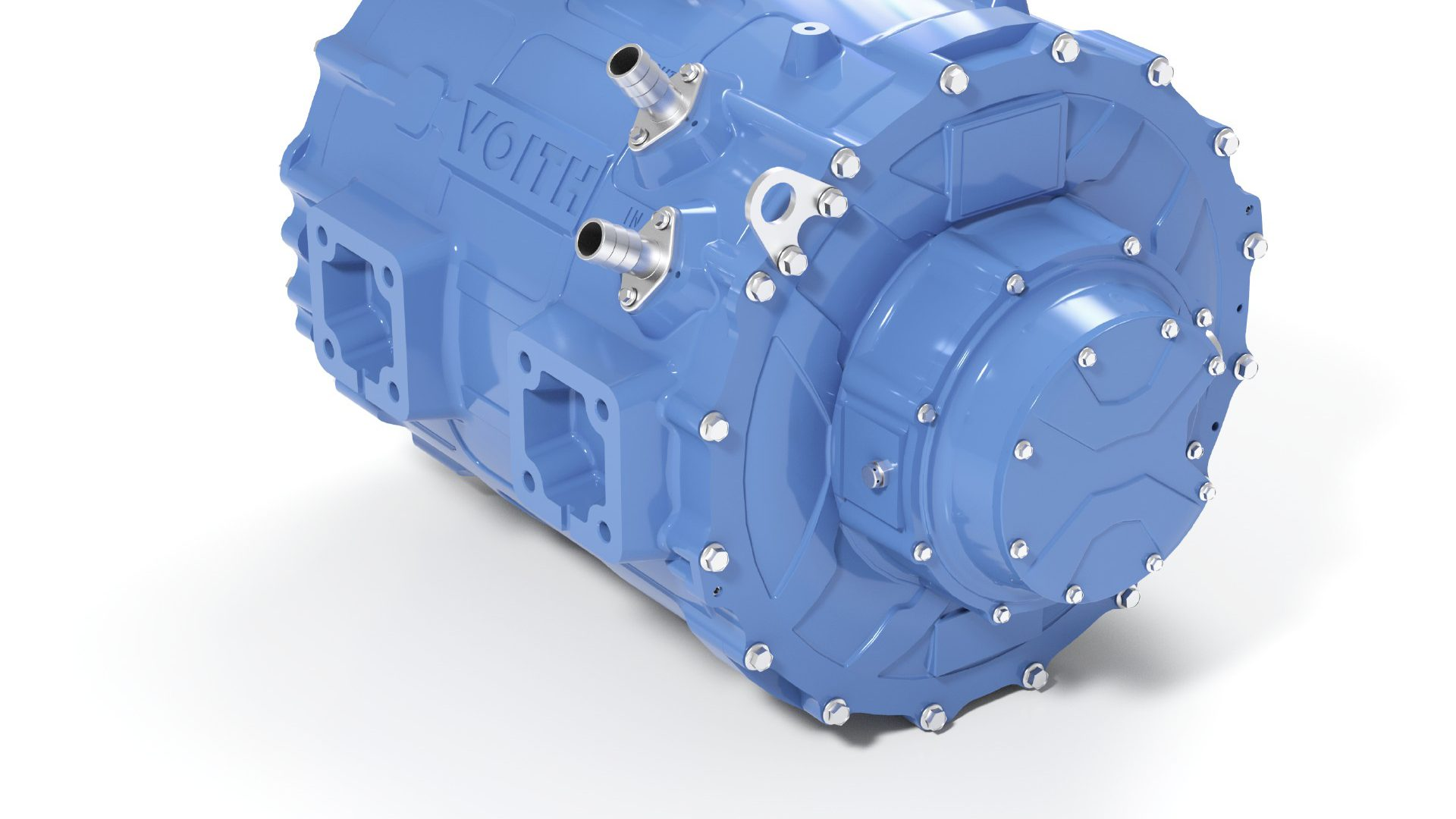 voith electrical drive system